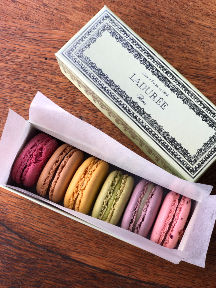 6 Essential Ladurée Flavors Every First Timer ShouldTry